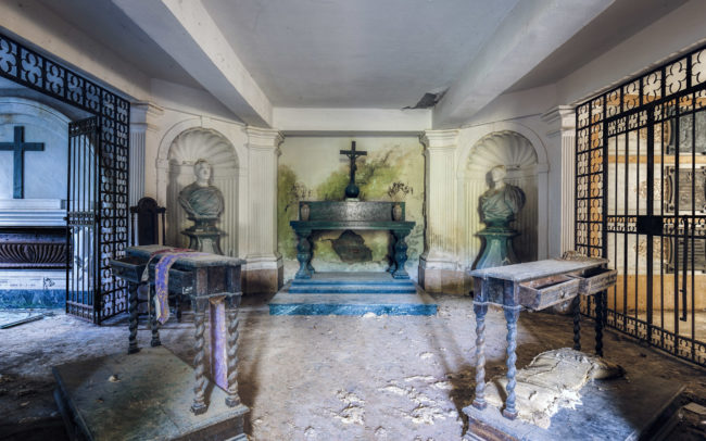 prayers room